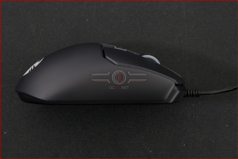Roccat Kain 120 AIMO Mouse Side