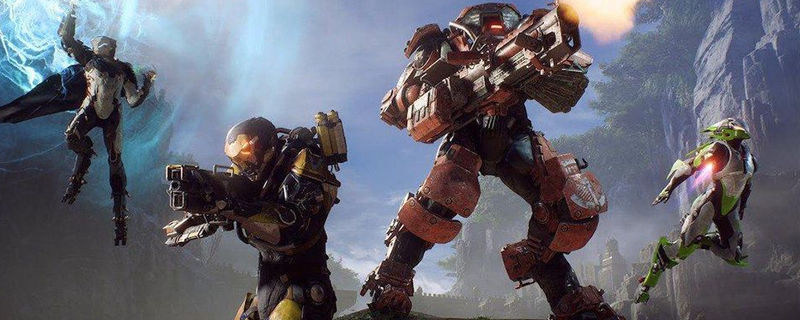 EA's Anthem is now available on EA/Origin Access