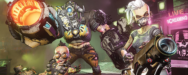 Gearbox promises to deliver a