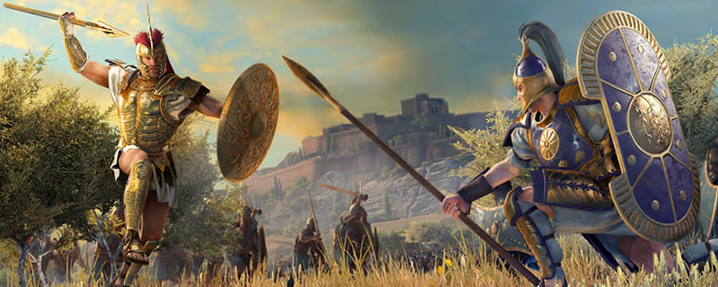 Total War Saga: TROY has been announced