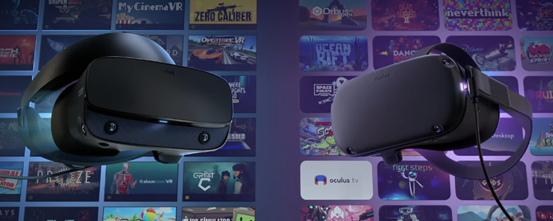 The Oculus Quest will soon be able to play Rift games using a PC - Is the Rift S now pointless?