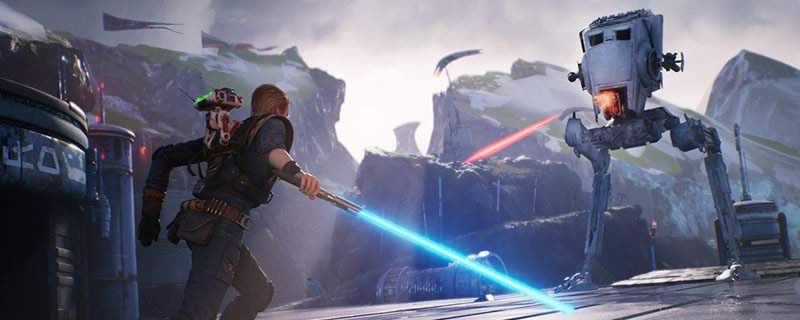 EA releases an action-packed trailer for Jedi: Fallen Order