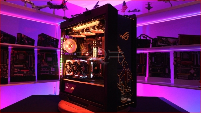 The ASUS ROG Helios Overview