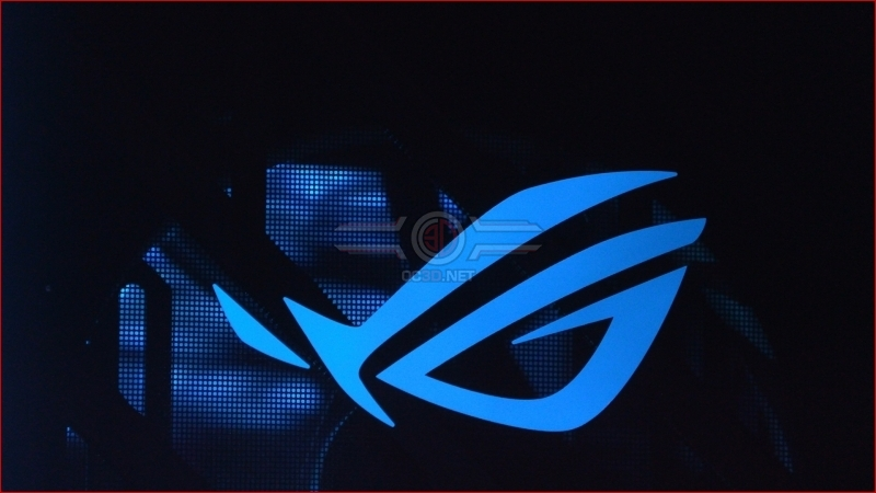The ASUS ROG Blue