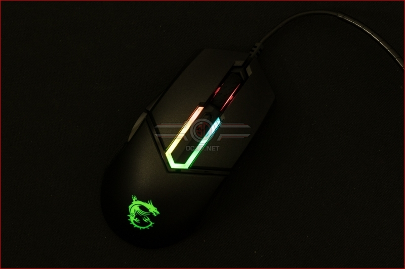 MSI Clutch GM30 Gaming Mouse