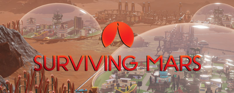 Surviving Mars is currently available for free on PC