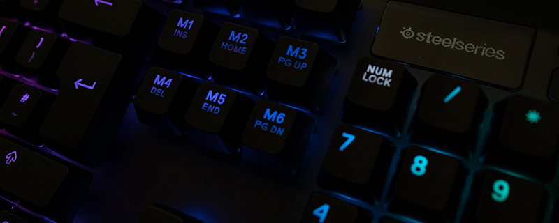 Steelseries Apex 7 Keyboard Review