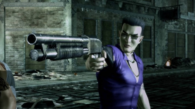 Saint Row 2's Source Code has been Found - Volition will fix the game's lacklustre PC port