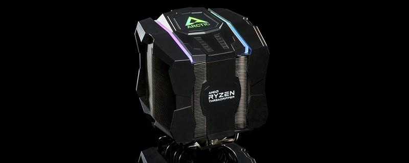 Arctic Cooling hints at 64-core Threadripper CPUs with their Freezer 50 TR4 cooler