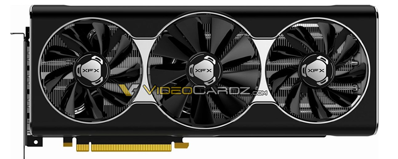 XFX appears to be prepping a THICCer Navi GPUs - A Triple-Fan RX 5700 XT