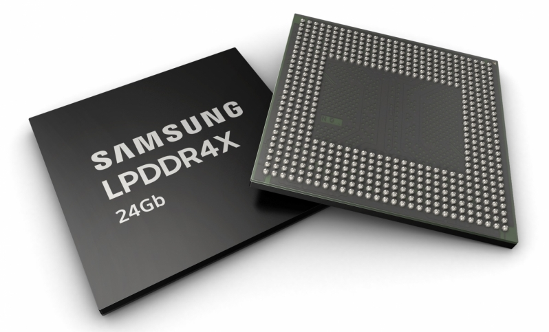 Samsung's latest memory innovation brings LPDDR4X and eUFS into a single package