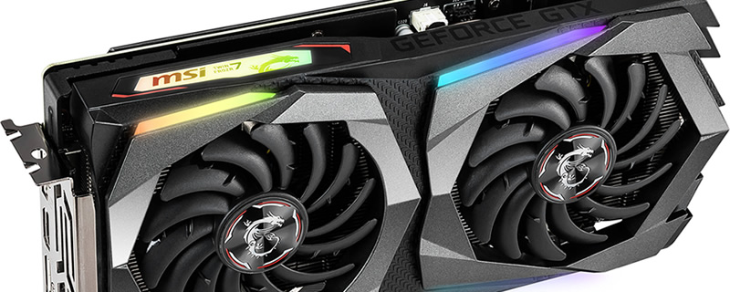 Nvidia's GTX 1660 Super benchmark appears online