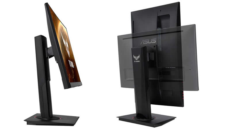 ASUS reveals its TUF Gaming VG249Q Adaptive Sync Monitor with ELMB Sync