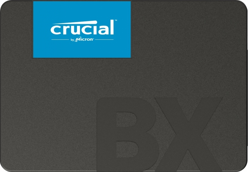 Crucial Updates their BX500 Series of SSDs with an Affordable 2TB Offering