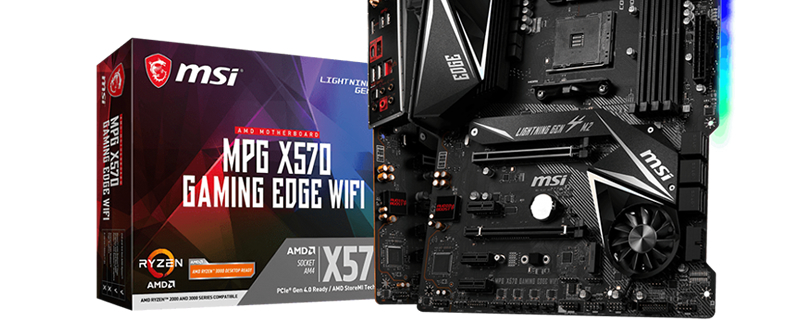 MSI releases AGESA 1.0.0.4 BIOS files for all its X570 motherboards - Boasts faster boot times