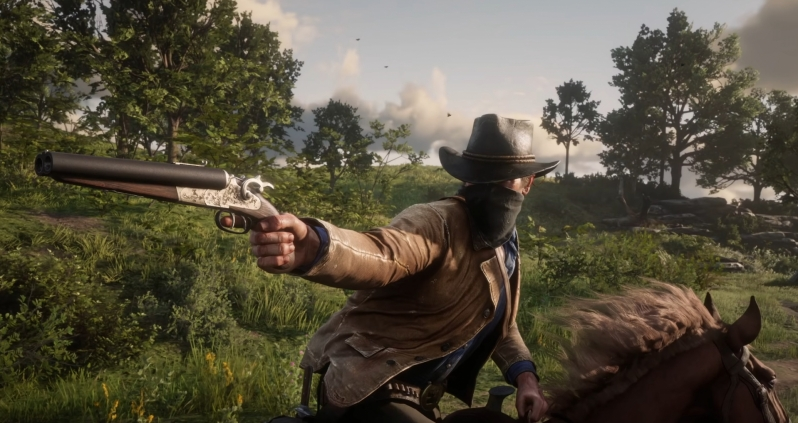 Rockstar launches action-packed launch trailer for Red Dead Redemption 2's PC version