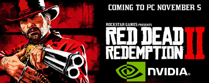 Nvidia's now Game Ready for Red Dead Redemption, NFS Heat and more!