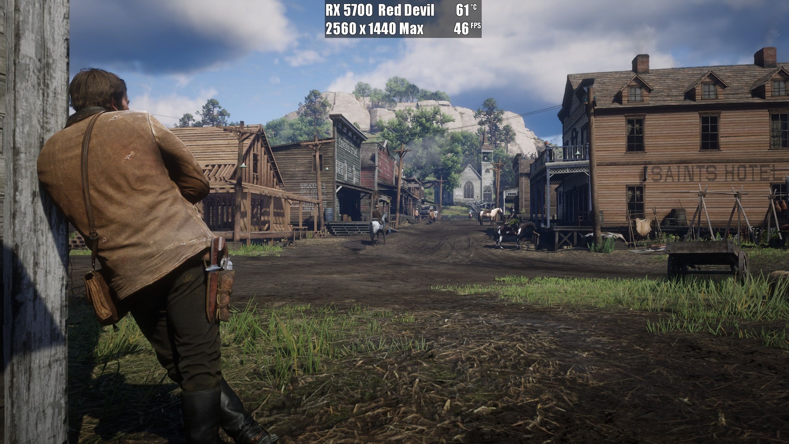 Red Dead Redemption 2 PC Performance Review and Optimisation Guide