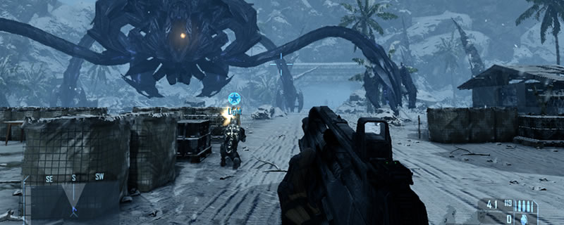 Co-op Crysis Mod targets December Release - Contains Crysis and Warhead Campaigns
