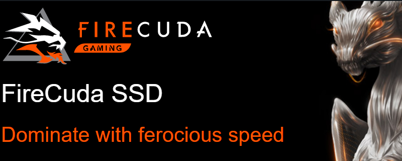 Seagate launches its FireCuda 520 PCIe 4.0 SSD - Seagate's fastest SSD to date