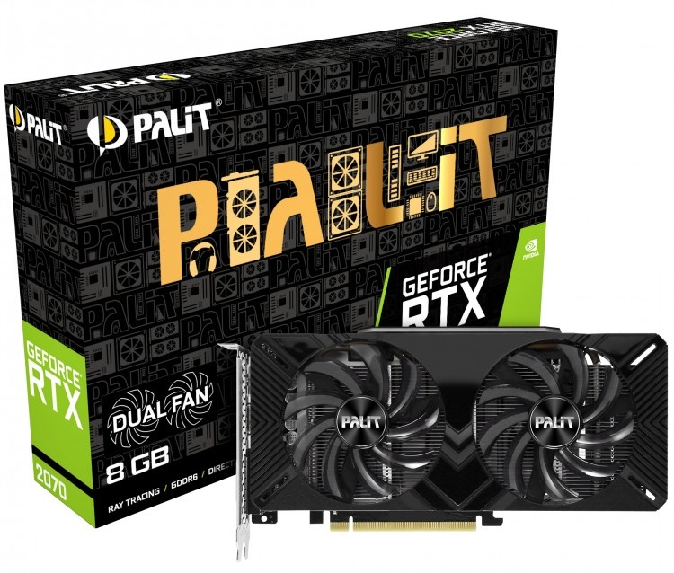 Early Black Friday Deal brings Nvidia's RTX 2070 to £374.99 - Bargain