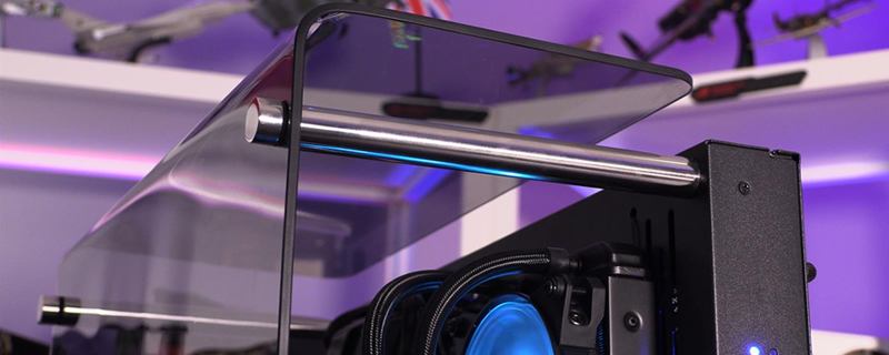 Thermaltake Core P3 Tempered Glass Curved Edition Showpiece Case Review