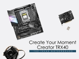 MSI TRX40 Creator Preview