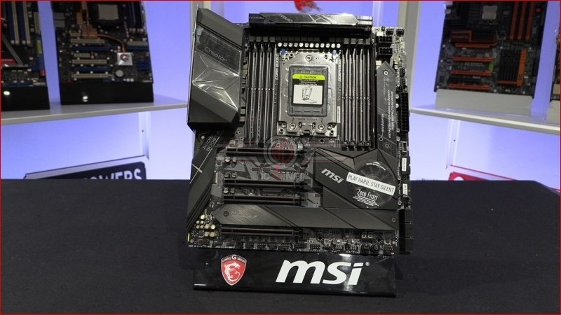 MSI TRX40 Creator Overview
