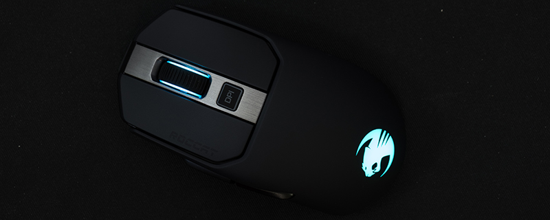 Roccat Kain 200 AIMO Wireless Mouse Review
