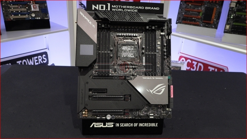 ASUS ROG Rampage VI Extreme Encore Overview