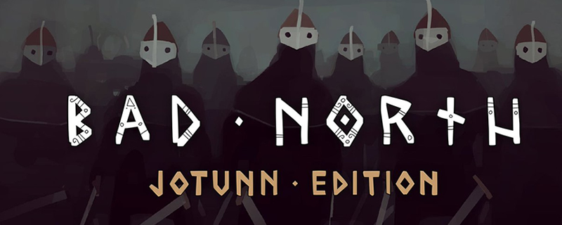 Bad North: Jotunn Edition is currently available for free on PC