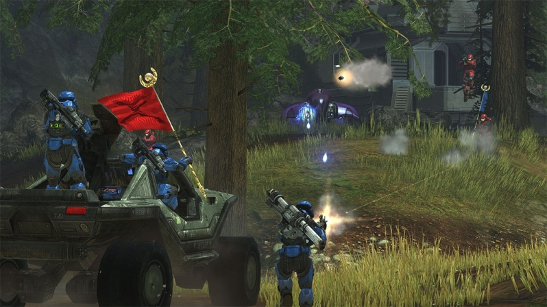 Halo: Reach's PC version will ship with an