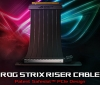 ASUS' ROG Strix PCI-E Riser cables sound amazing