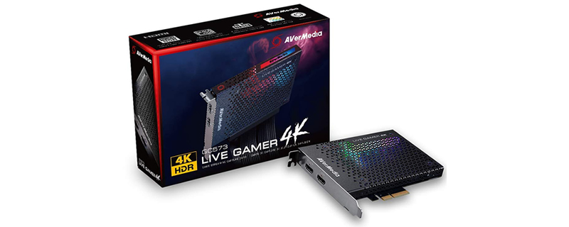 AVerMedia has some great Black Friday UK streaming deals