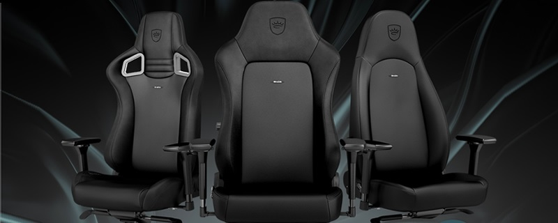 noblechairs releases all-new