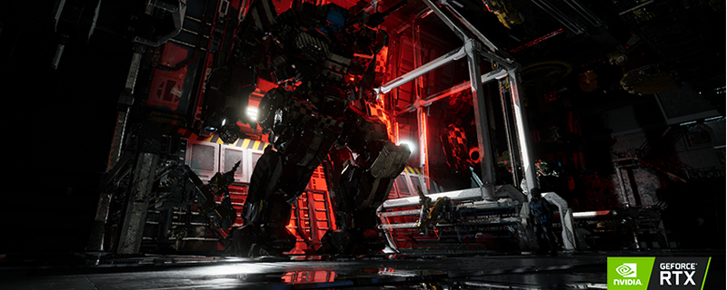 MechWarrior 5: Mercenaries won't support RTX Raytracing or DLSS at launch