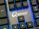 QPAD MK-95 Opto Mechanical Switch Keyboard Review
