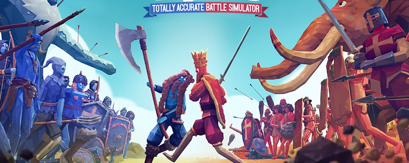Totally Accurate Battle Simulator is currently available for free on PC