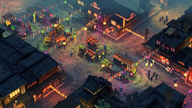 Shadow Tactics is now available for free on PC