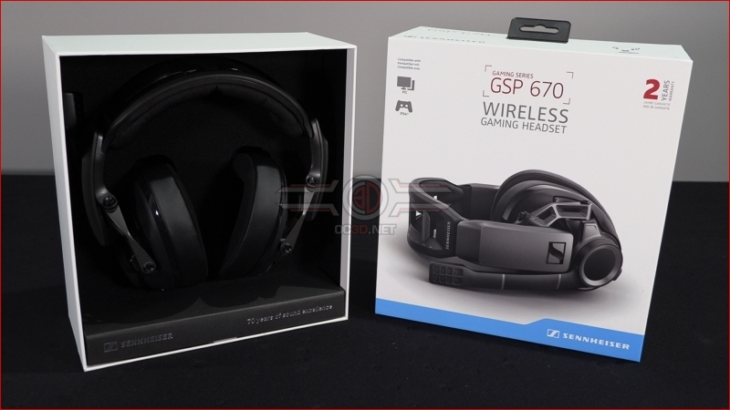 Sennheiser GSP670 Wireless Headset Review