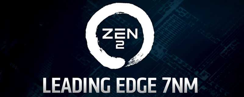 AMD confirms that Zen 2's supply issues were not a