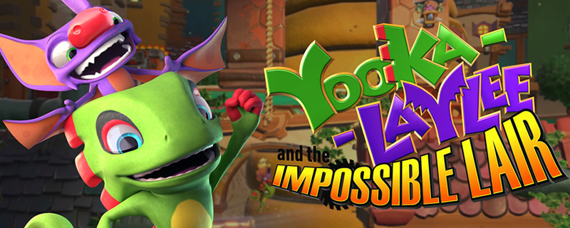 Yooka-Laylee and the Impossible Lair is currently available for free on PC