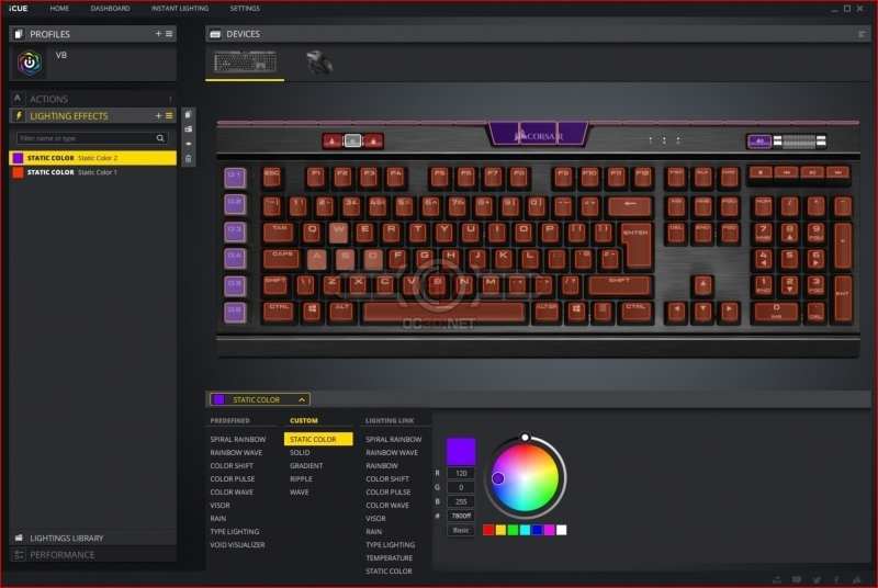 Corsair K95 RGB Platinum XT Review
