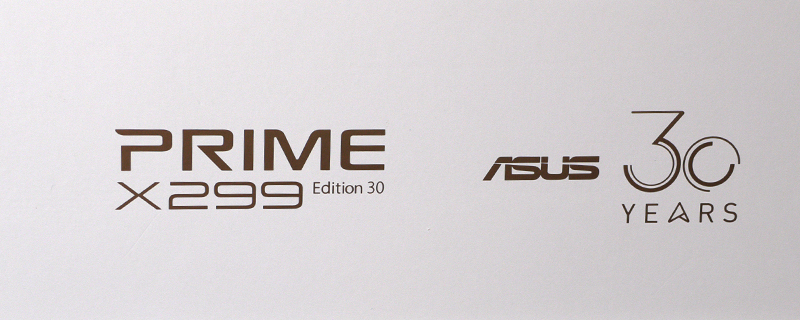 ASUS Prime X299 Edition 30 Review