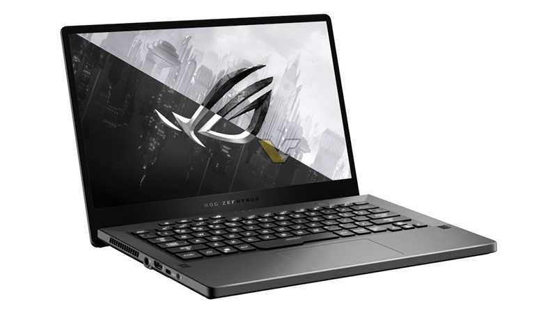 ASUS' Zephyrus G15, an AMD Ryzen 7 4800S-powered notebook, has appeared online