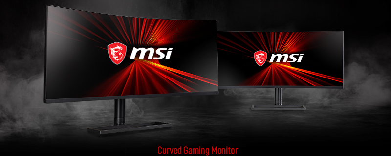 MSI reveals its Optix MAG342CQR 1000R Curved Gaming Display - CES 2020