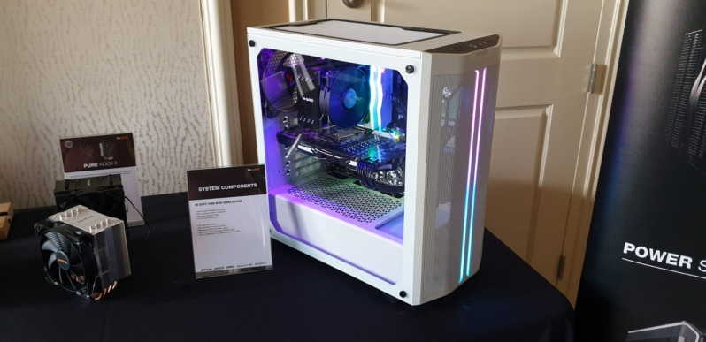 be quiet! reveals its Pure Base 500DX case and Two new Coolers at CES 2020