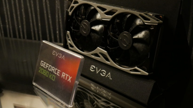 EVGA starts a covert price war with Radeon with its $299 RTX 2060 KO
