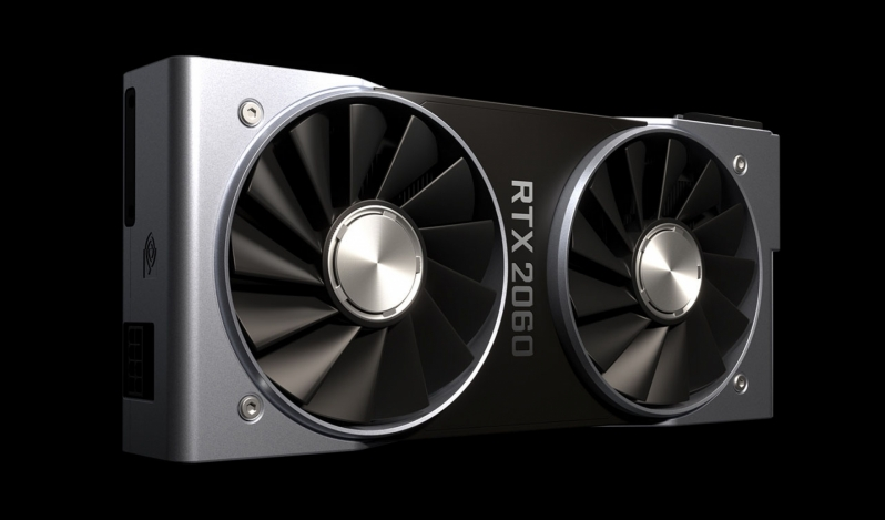 Nvidia officially drops the RTX 2060's pricing to £274.99