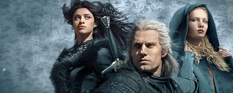 An animated Witcher film is in the works